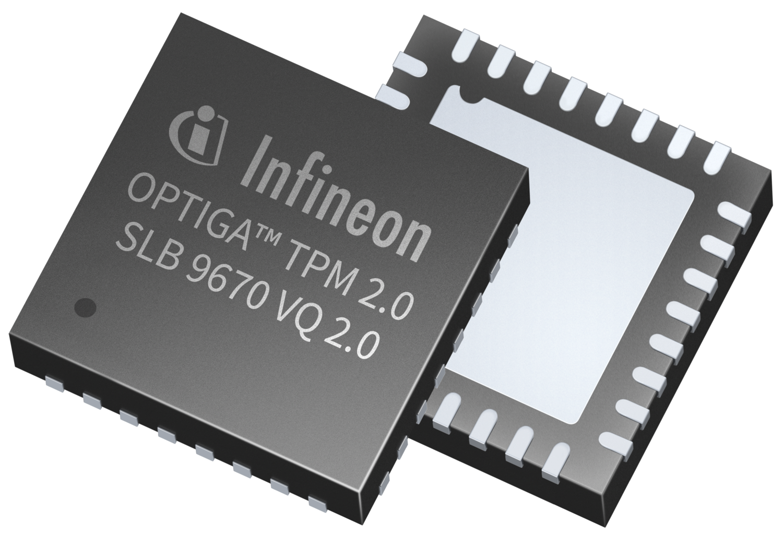SLB 9670VQ2 0 - Infineon Technologies