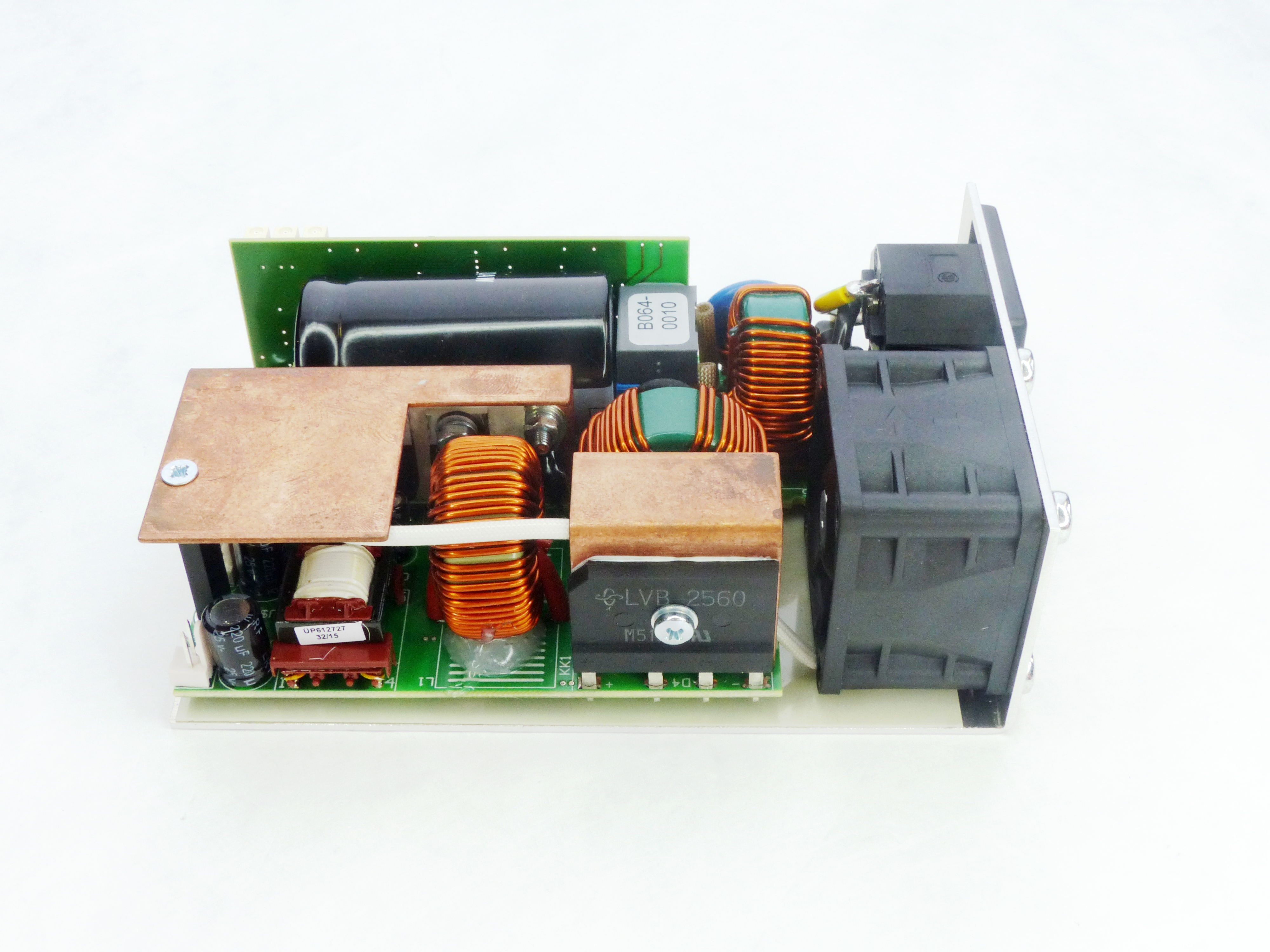 pc power supply infineon technologies eval 800w 130pfc c7