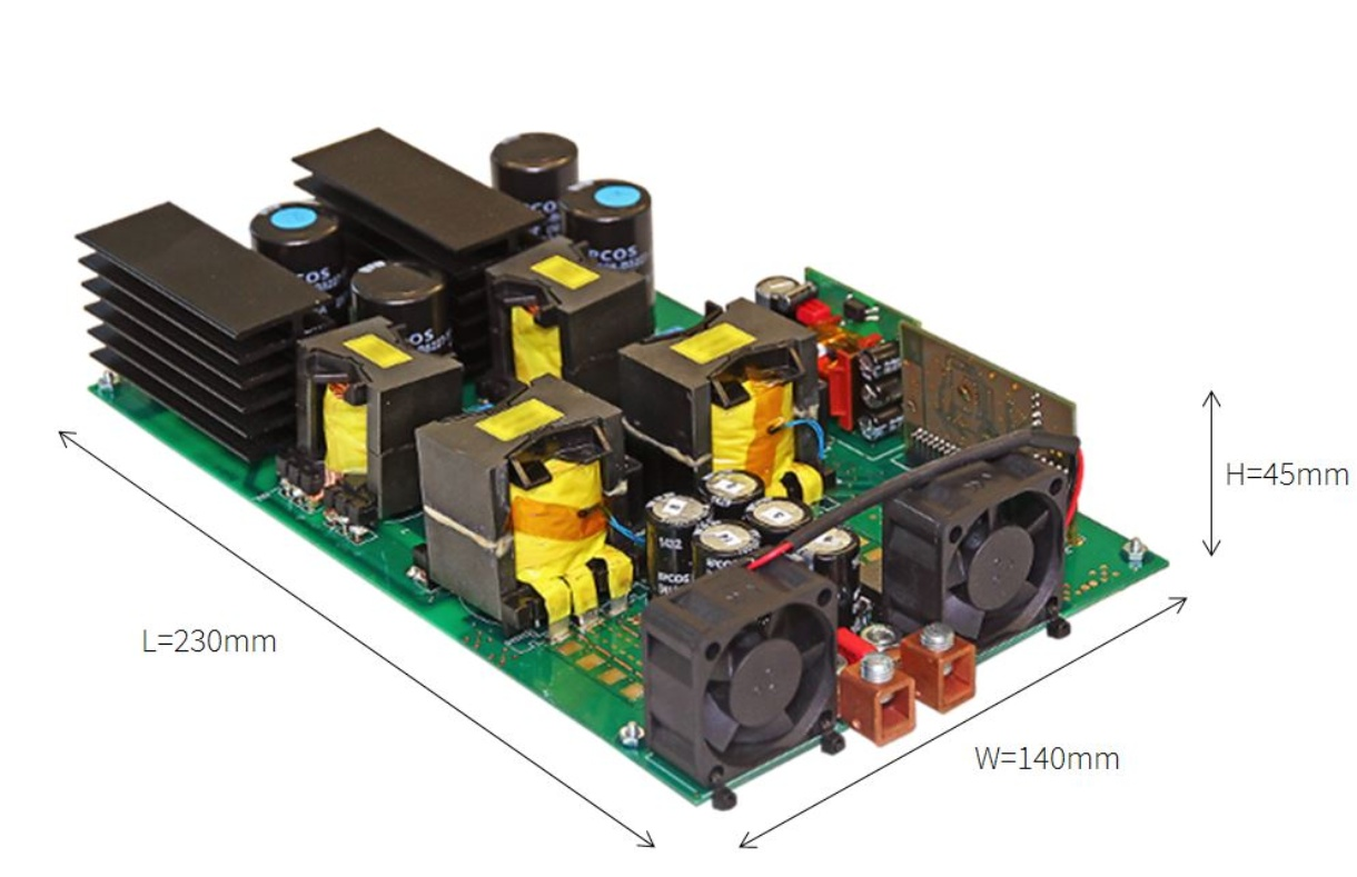 Eval 3kw 2llc P7 47 Infineon Technologies Bare Circuit Board For The 8051 Development Application Note Evaluation