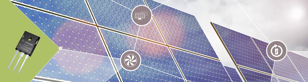600V/1200V TRENCHSTOP  Series IGBTs - Infineon Technologies