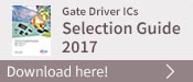 Gate Driver ICs Selection Guide