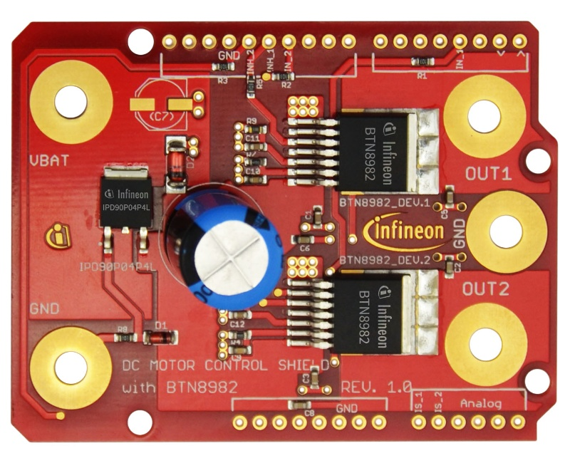 Infineon application Manual