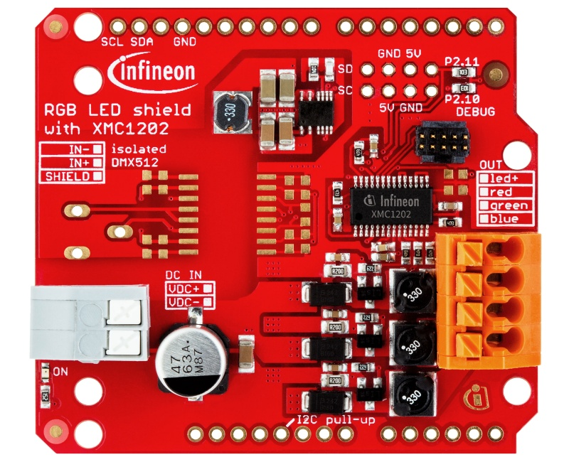 Suche DMX Lib. für Arduino Nano und Mega