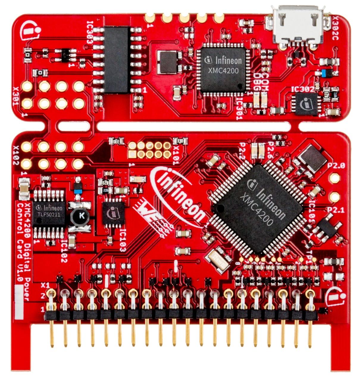 Kit Xmc Dp Exp 01 Infineon Technologies Buy Integrated Electronics Analog And Digital Circuit English 2nd Prevnext