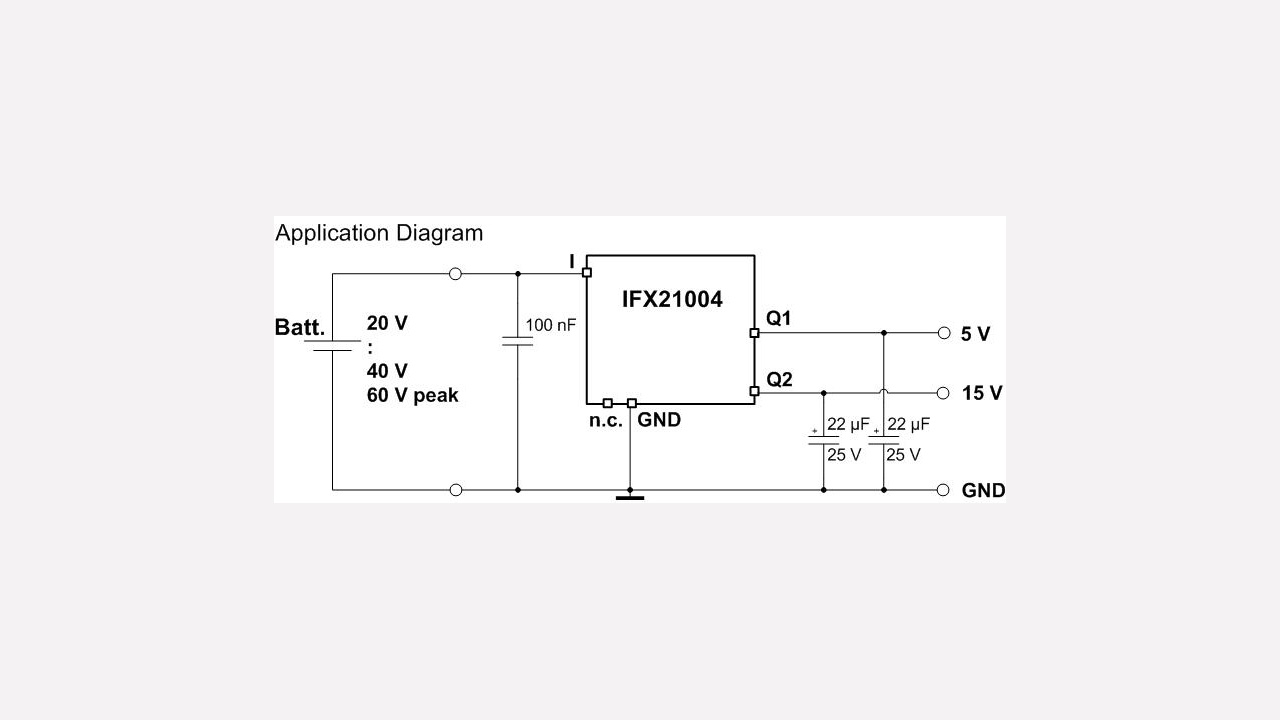 Ifx21004tn V51 Infineon Technologies Linear Integrated Circuit Questions And Answers Voltage Limiter Prevnext