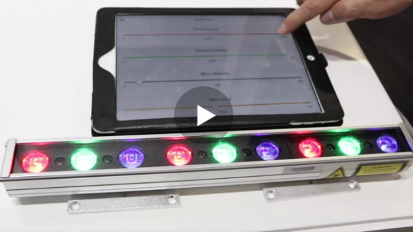 Arduino based tech demos at Embedded World 2015
