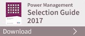 Power-Management-Selection-Guide-2016