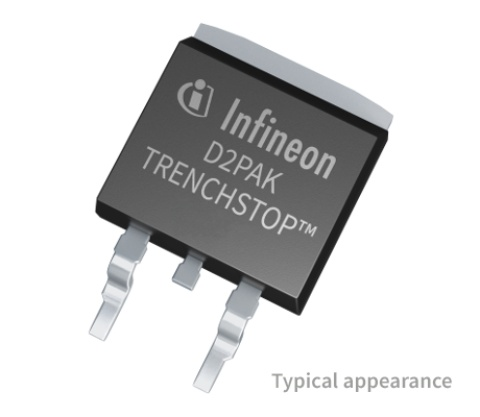 Product image for IGBT Discretes in TO-263-3 package