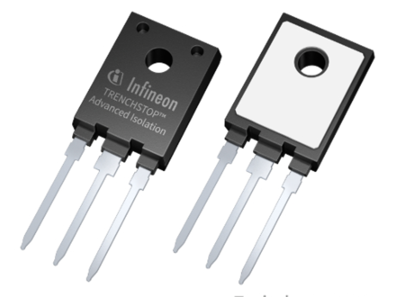 Discrete Igbt With Anti Parallel Diode Infineon Technologies Sic Schottky Diodes Vs Silicon Rectifiers Eeweb Power 35 Lower Thermal Resistance R Thj H Of Advance Isolation Material Compared To High Grade Iso Foil Enables Effective And Reliable