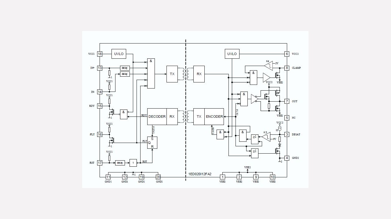 1ed020i12fa2 Infineon Technologies Siemens Tle 4206 Pin Functions Datasheet And Application Schematic Prevnext