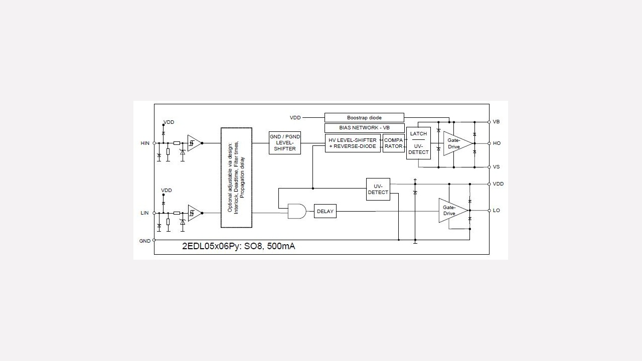 2edl05n06pf Infineon Technologies Circuit Diagram Basic Low Voltage Latching Relay Driverhtml Diagrams Prevnext