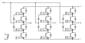 FS3L-Three-phase-Inverter_Modules_Diagram