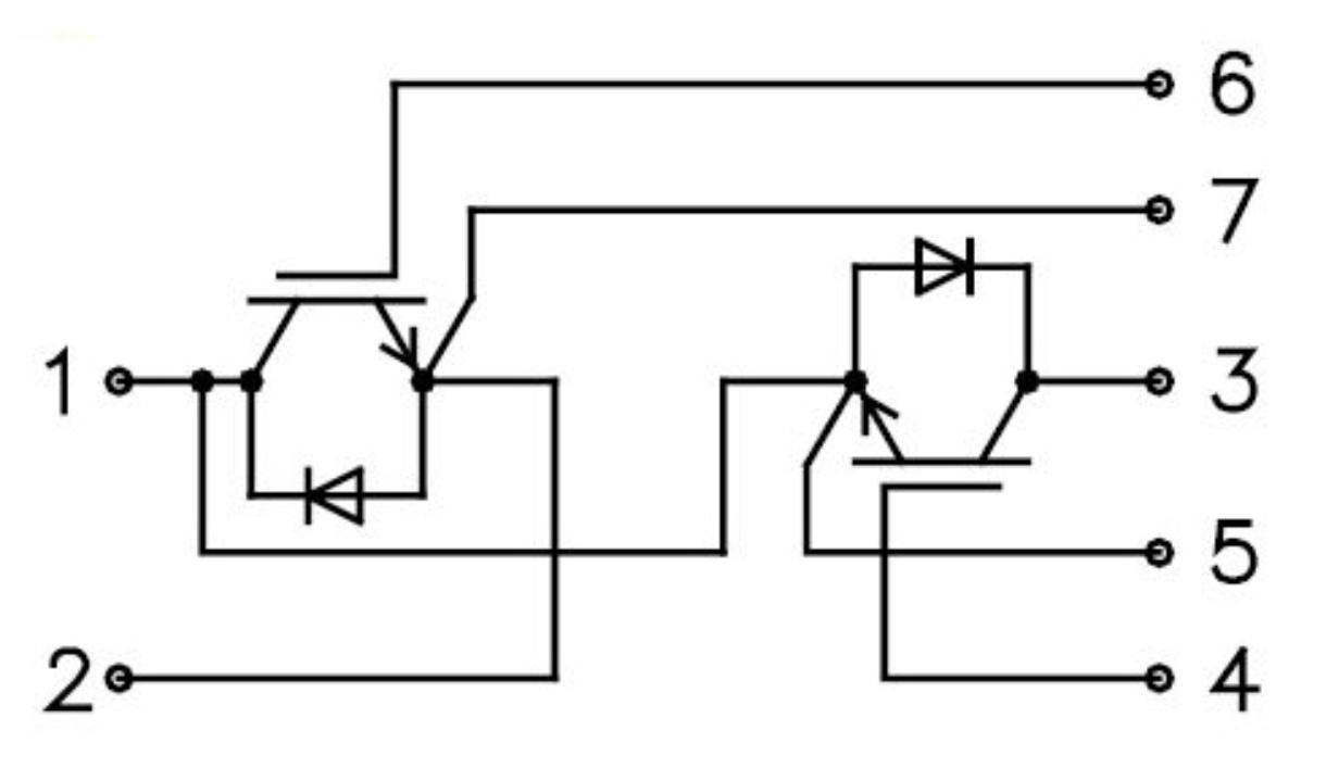Ff300r06ke3 Infineon Technologies H Bridge Ups Circuit Diagram Diagrams Prevnext