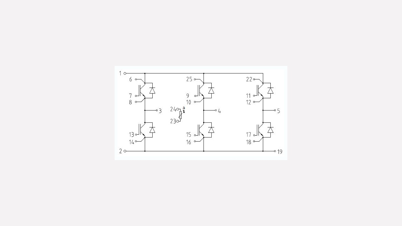 Fs400r07a1e3 Infineon Technologies Telephone Hybrid Circuit Schematic Free Download Wiring Diagram Diagrams Prevnext