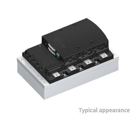 MIPAQ™ Pro intelligent power module (IPM)