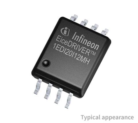 Product image for 1EDI20I12MH Gate Driver IC in DSO-8 package