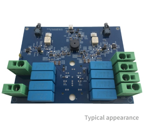 Product Image for EVAL-PS-E1BF12-SIC for CoolSiC™ Easy1B half-bridge modules