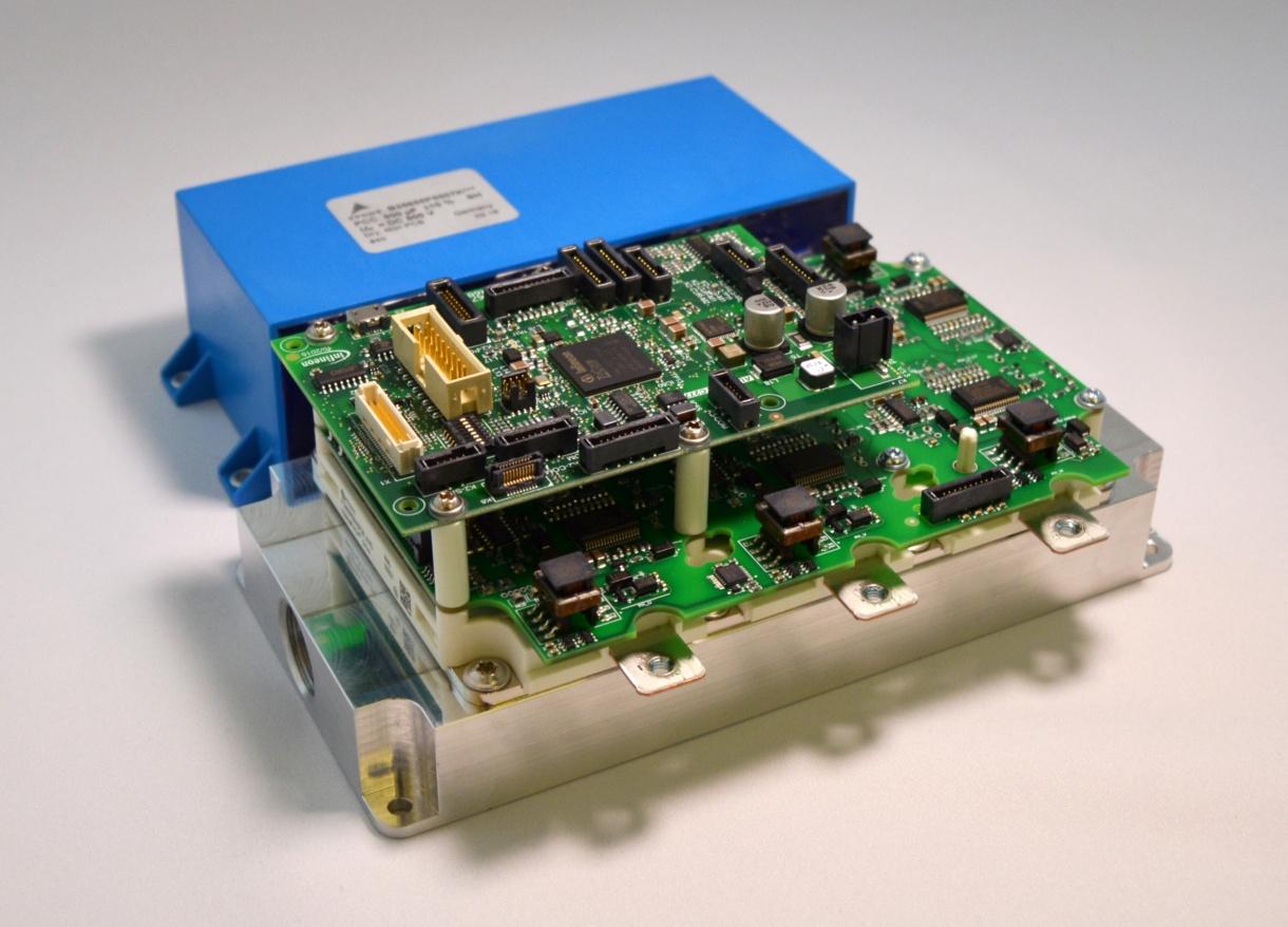 Hybrid Kit Drive Infineon Technologies Bare Circuit Board For The 8051 Development 01 Apr 19 2016 Pdf 17 Mb