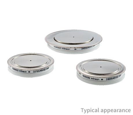 Thyristor Discs - Infineon Technologies