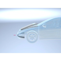 Integrated Side Airbag Sensor reaction