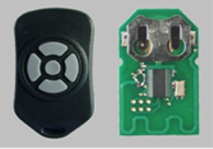 Remote Control Transmitter - Single-chip Keyfob/Remote