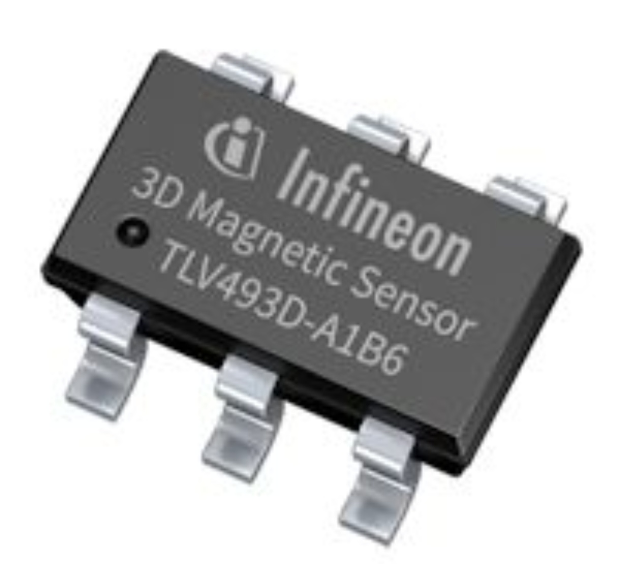 Tlv493d A1b6 Infineon Technologies Geomagnetic Field Detector Circuit 01 00 2016 02 03 Pdf 1001 Kb