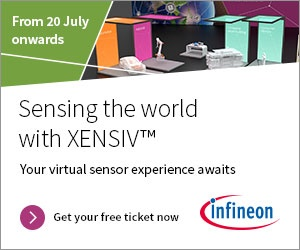 Virtual Sensor Experience: Don't forget that all of our XENSIV™ highlights are still online for you to explore