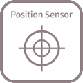Magnetic position sensors