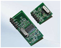 RF Modules Receiver and Transmitter