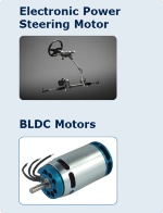 Electronic Power Steering Motor and BLDC Motors