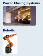 Power Closing Systems and Robotic