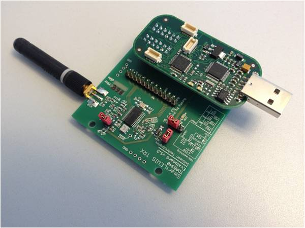 TDA5340 SmartLEWIS (TM) Evaluation Board