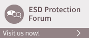 Button ESD Protection Forum 175x75