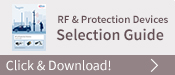 Button RF-Protection Selection Guide 175x75