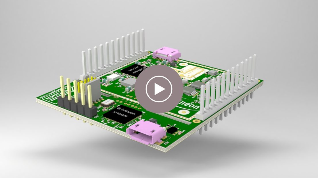 32-bit XMC™ Industrial Microcontroller based on Arm® Cortex