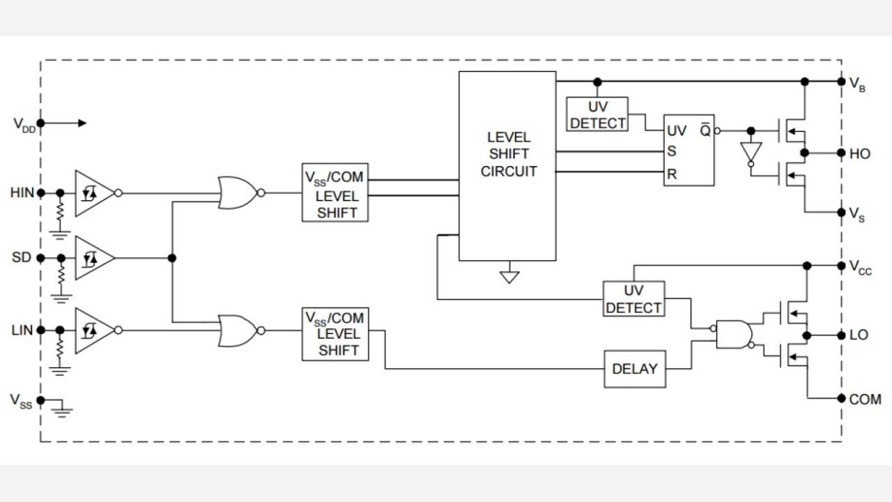 Ir2010 Infineon Technologies Download Free Spice Generalpurpose Circuit Simulation Program