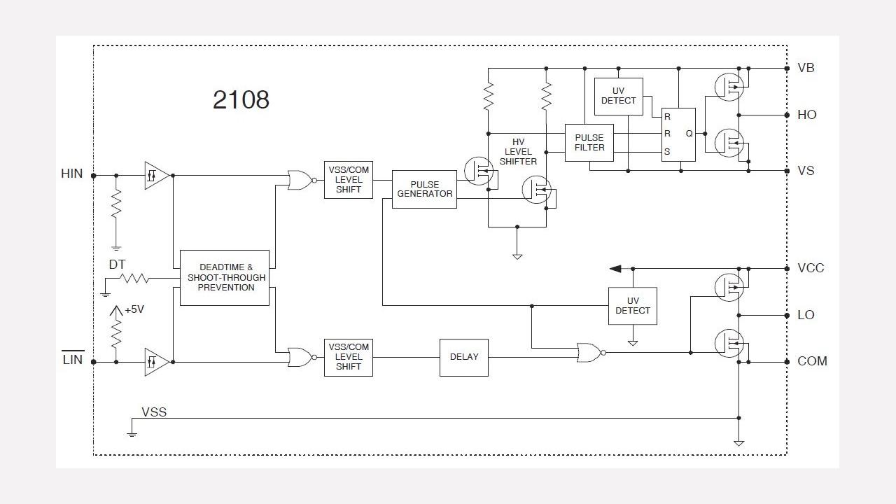 Ir2108 Infineon Technologies Microphone Preamplifier Circuit P Marian Lm10 Amplifiers Prevnext