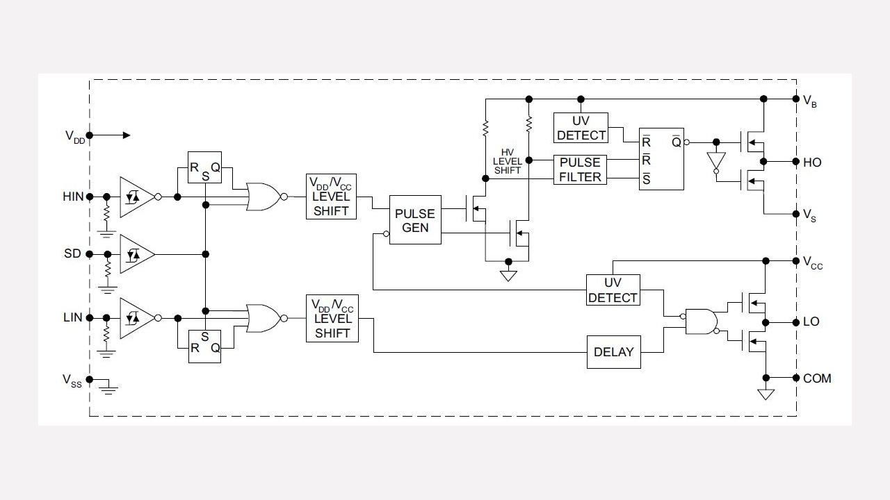 Ir2110 Infineon Technologies Download Free Spice Generalpurpose Circuit Simulation Program Prevnext