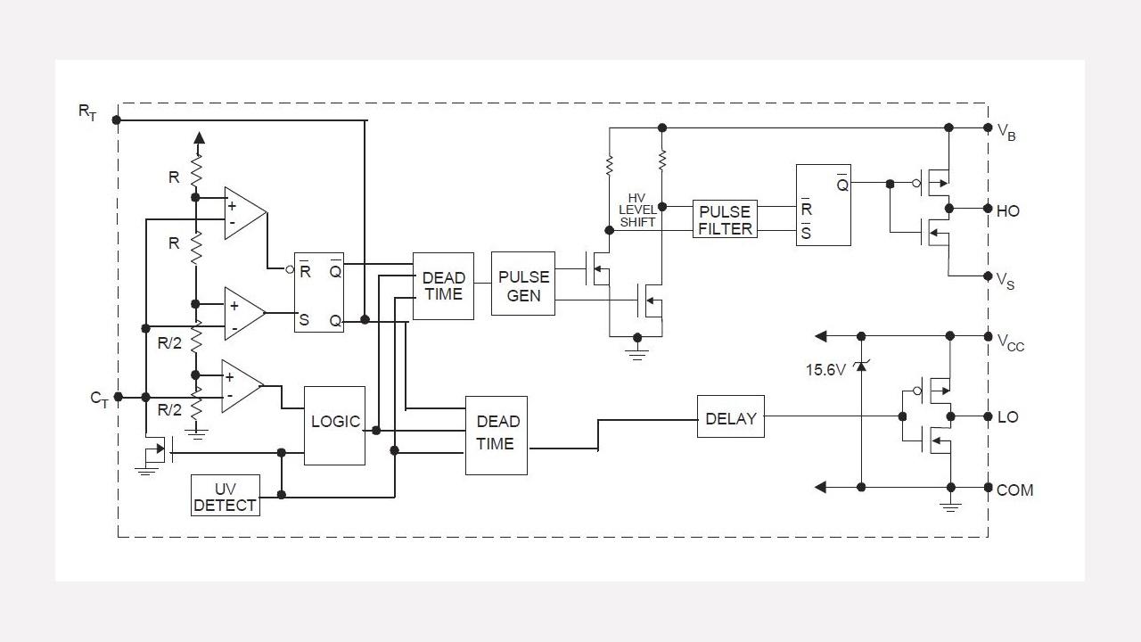 Ir21531 datasheet self-oscillating half-bridge driver | ir21531.