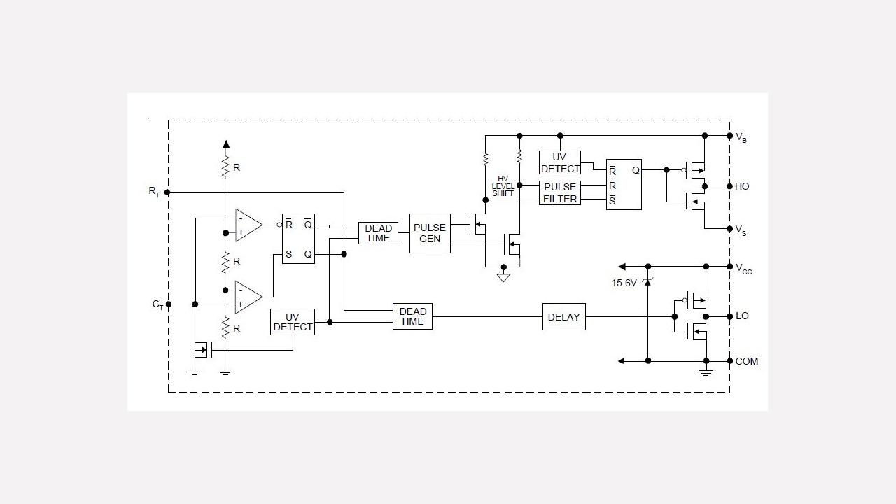 Ir2155 Infineon Technologies Pdf Class D Tutorial Amp With Ir Driver Chip