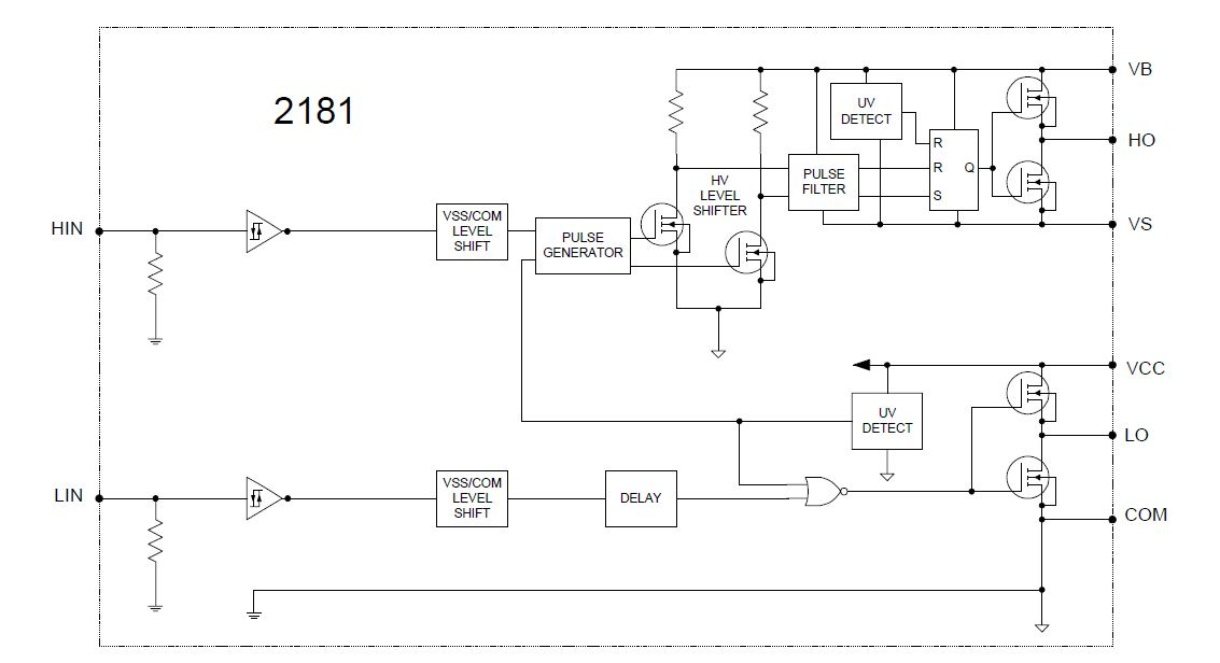 Ir2181 Infineon Technologies Dual Battery Isolator Wiring Diagram