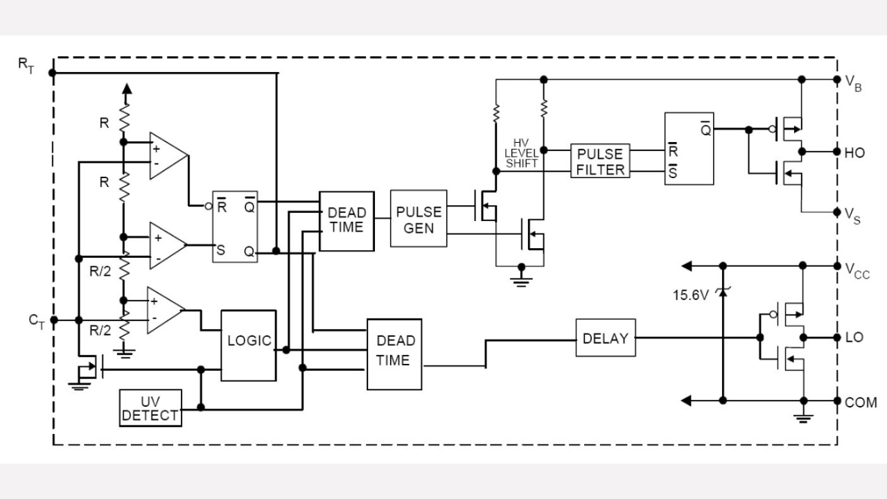 Ir25603 Infineon Technologies Linear Optocoupler Circuit Soft Start For 12 Volt Halogen Lamps Prevnext