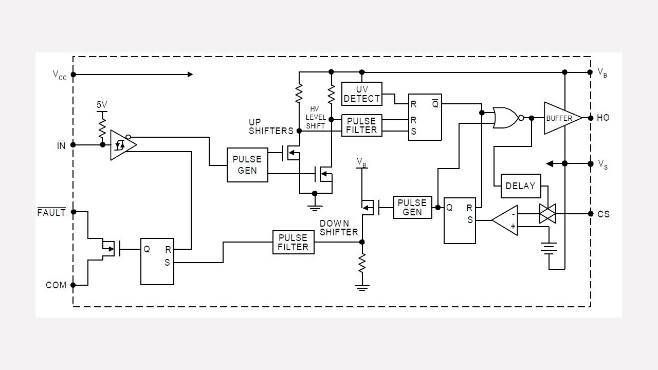 Irs21281 Infineon Technologies Microphone Preamplifier Circuit P Marian Lm10 Amplifiers Prevnext