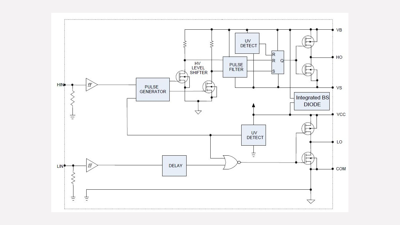 Irs26072ds Infineon Technologies Heating Rectifier Tube Fullwave And Filter Circuit Diagram Diagrams Prevnext