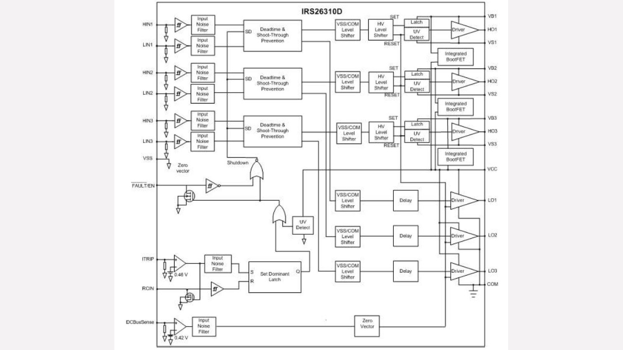Irs26310dj Infineon Technologies Linear Optocoupler Circuit Soft Start For 12 Volt Halogen Lamps Prevnext