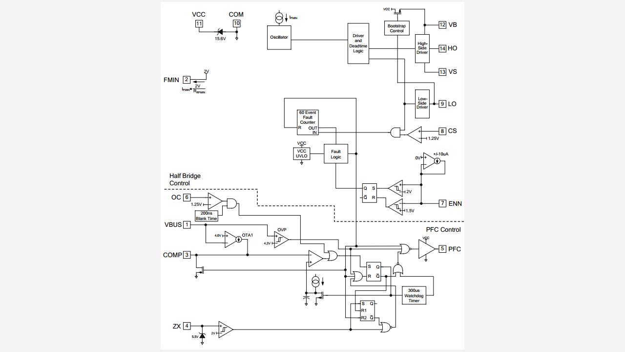irs2548d infineon technologies Motor Control Schematics prevnext