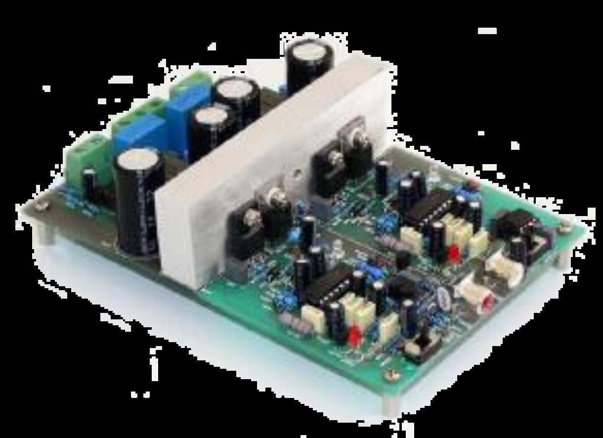 Iraudamp7d Infineon Technologies 25w Audio Amplifier Circuit Using Tda2613 Class D