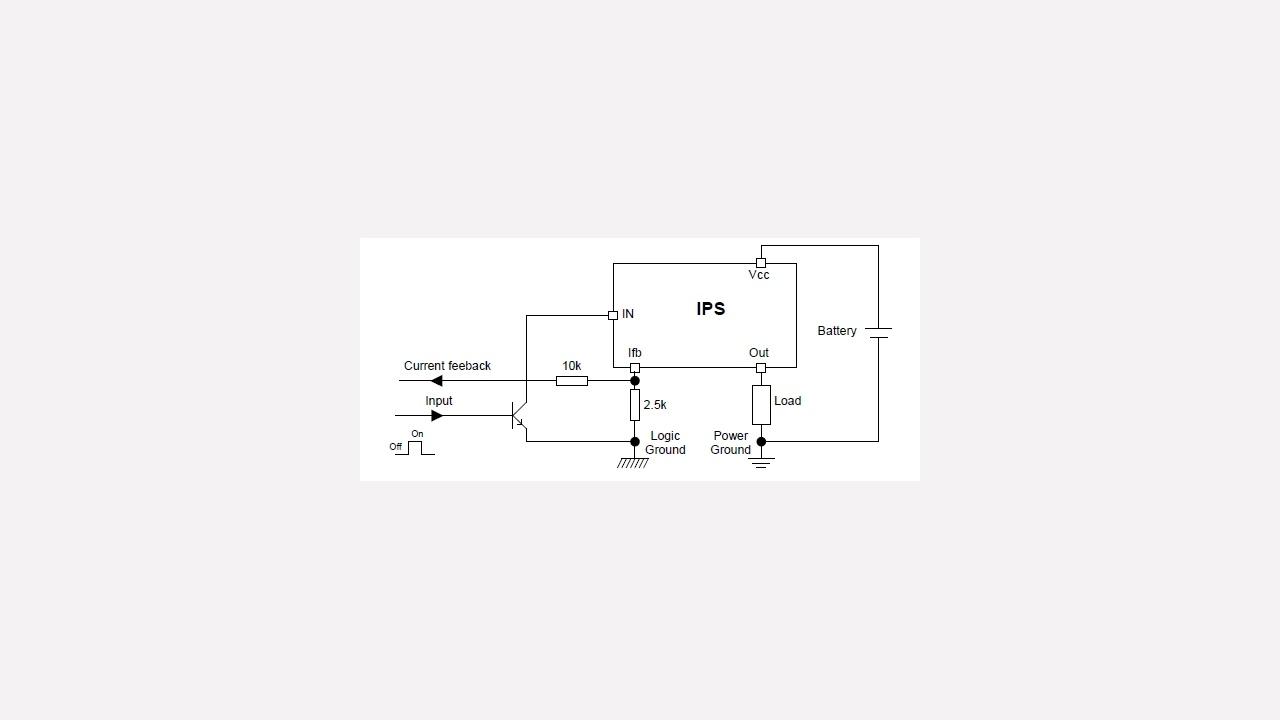 Auips7145r Infineon Technologies Ips Ups Circuit Diagram Diagrams Prevnext