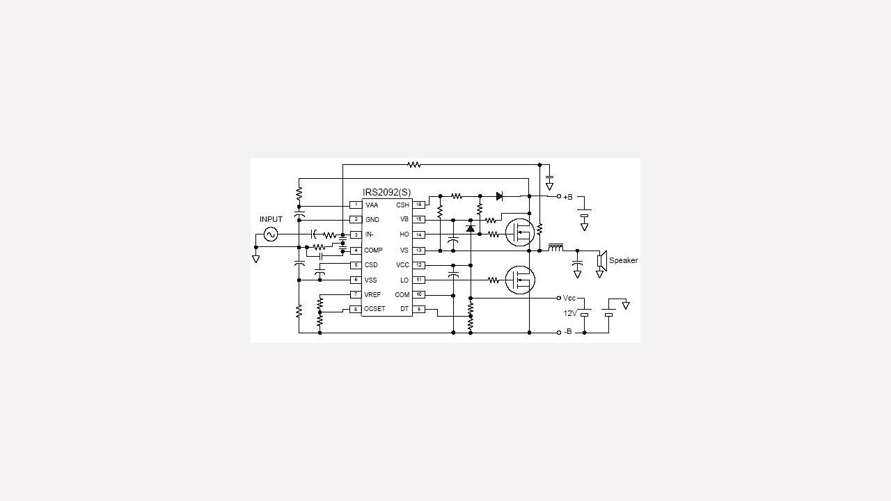 IRS2092SPBF - Infineon Technologies