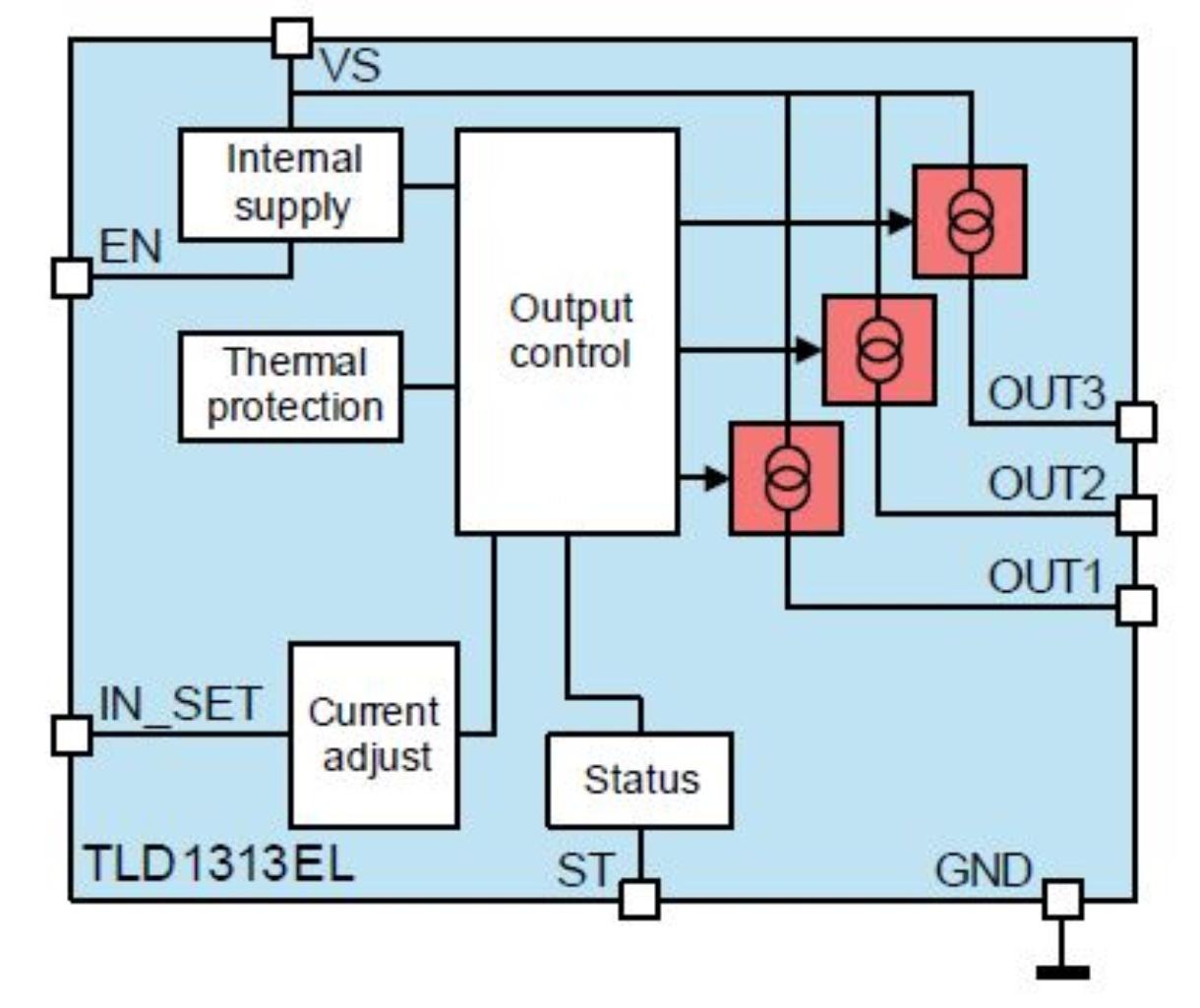 Tld1313el Infineon Technologies Ac Constantcurrent Source Design Electrical Engineering Stack Prevnext